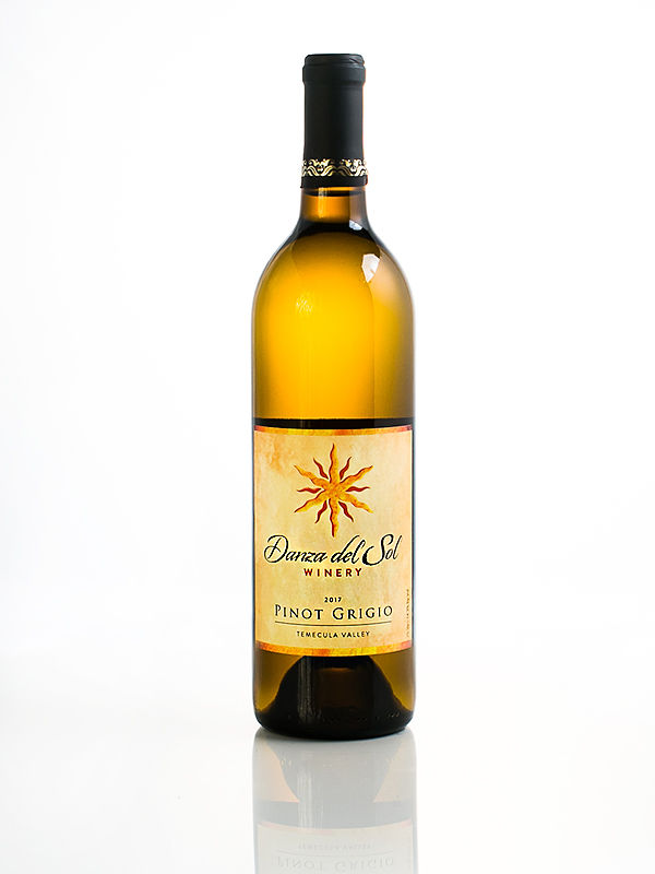 2017 Pinot Grigio, TV, 14.3% Alc, 750mL